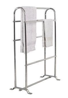 Newbury Towel Stand Restoration Hardware Residence