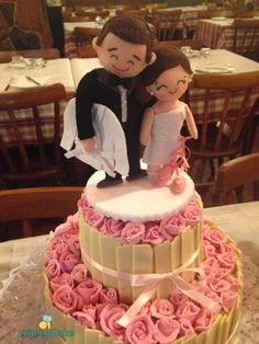 Casalzinho de bolo