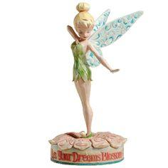 Jim Shore Let Your Dreams Blossom figurine