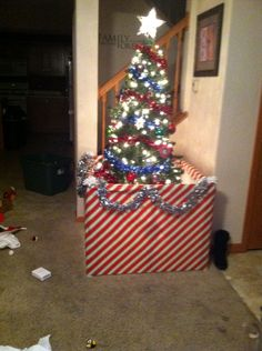 1000 Images About Baby Proof Christmas Tree Ideas On