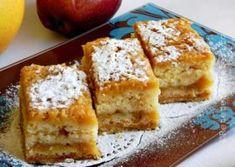 PRAJITURA CU MERE – de post Romanian Desserts, Romanian Food, Romanian Recipes, Raw Vegan Recipes, Cooking Recipes, Sweet Recipes, Cake Recipes, Homemade Sweets, No Cook Desserts
