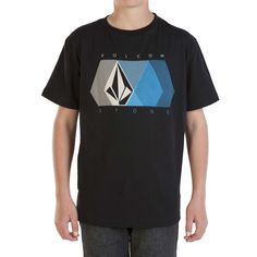 Awesome Volcom boys Grade Mesh Tee