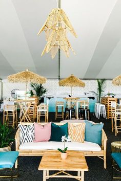 Corporate Event Styling - Doomben Racecourse Brisbane Racing Club Event Furniture Hire by Hampton Event Hire Photo by Kate Robinson Photography Event Themes, Event Venues, Event Decor, Brisbane, Corporative Events, Corporate Event Design, Event Planning Design, Party Planning, Summer Events