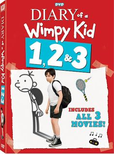 Diary of a wimpy kid dog days posters and trailer kernels corner diary of a wimpy kid triple feature dvd collection movies 1 solutioingenieria Choice Image