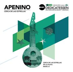 """Apenino - Cerca de las estrellas (7"""") - Jabalina, 2013"""