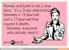 True Romeo and Juliet story / iFunny :)