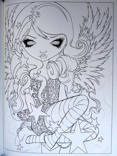 Amazon Jasmine Becket Griffith Coloring Book A Fantasy Art Adventure