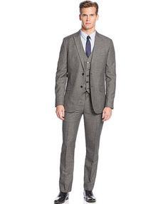 Calvin Klein Twill Suit Separates