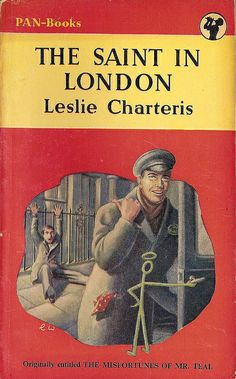 The Saint In London  by Leslie Charteris
