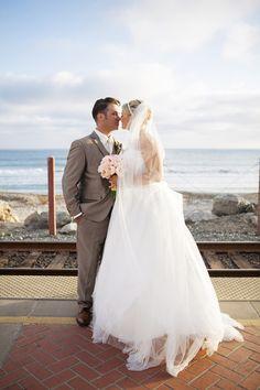 DIY Wedding | David  + Tiffany, San Clemente CA