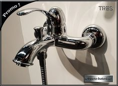 Baterie cada Monoclasic model vintage Shower Faucet, Retro Vintage, Model, Scale Model, Models, Mockup