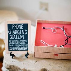 Brides.com: . Your Cell Phone Charger. You have a long day ahead of you so it's always helpful if your phone is fully juiced. Bring along a wall phone charger or even a portable one that can bring your phone back to life when you're on the go.