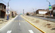 9 de noviembre: Pistas Nuevas en la zona Z de Huaycan