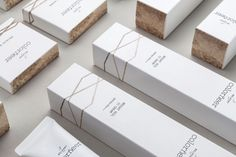 The Packaging Range for This British Makeup Brand is Blooming #minimalist trendhunter.com