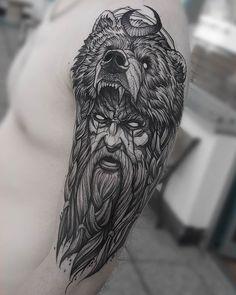 This music tattoo is certainly a striking design procedure. Badass Tattoos, Life Tattoos, Body Art Tattoos, Hand Tattoos, Tattoos For Guys, Tattoo Ink, Full Tattoo, Dark Tattoo, Tattoo Black