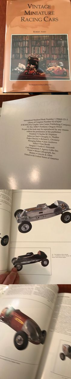 Tether Car Book Paperwork! Spindizzies Gas Powered Model Racers