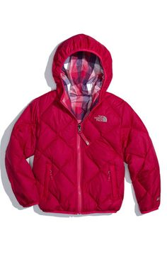 adorable north face jacket. I got this one for my daughter.