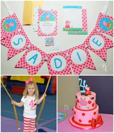 Peppa Pig Party - By Pepper Avenue