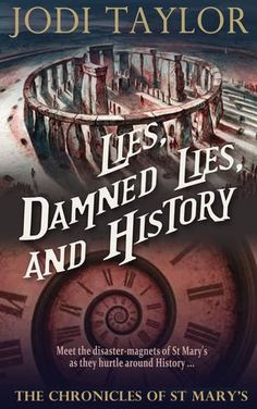 Lies, Damned Lies, and History (The Chronicles of St. Mar... https://www.amazon.com/dp/1910939005/ref=cm_sw_r_pi_dp_x_siD8xbKA4TASA
