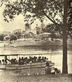 1965 - Parque Ibirapuera.