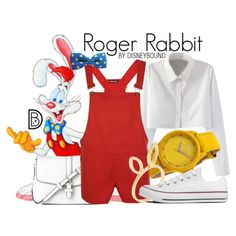 Roger Rabbit by leslieakay