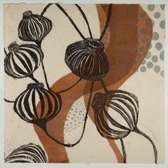 Sandra Cardillo, MA, USA |woodcut and monoprint