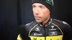 Sven Nys   interview after winning CX Maldegem 5.2.14