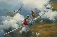 Работы художника Colin Parker | War Wallpapers