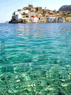 Kastelorizo, Greece.