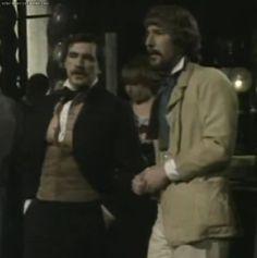 "Brian Cox & Alan Rickman - Being bar studs in ""Thérèse Raquin"" (1980"