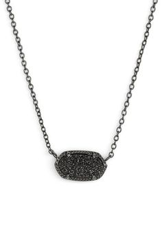 Free shipping and returns on Kendra Scott 'Elisa' Pendant Necklace at Nordstrom.com. A glittering stone sparkles at the center of a mesmerizing, versatile pendant necklace.
