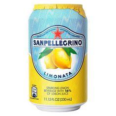 San Pellegrino Lemon Juice Can San Pellegrino, Mead Wine, Bottle Sizes, How To Make Beer, Sweet Notes, Wine And Spirits, Lemon, Canning, Making Beer
