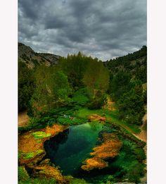 La Fuentona en Muriel de la Fuente #Soria. Fotografía de @soriaytu