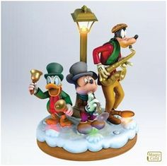 Hallmark 2011 Jazzy All The Way.  Goofy, Mickey and Donald. What.could be better?!