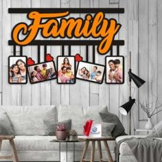 pyari bahana Photo Frame Gift For Sister Online - BusinessJi Wall Clock With Pictures, Hanging Pictures, Hanging Picture Frames, Frames On Wall, Family Collage Frame, 25th Anniversary Gifts, Wooden Gifts, Family Pictures, Photo Gifts