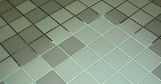 Having trouble cleaning grout in your home? Use this recipe: 7 cups water, 1/2 cup baking soda, 1/3 cup ammonia (or lemon juice) and 1/4 c...