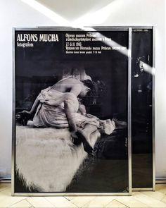 Kousek z domova... Alfons Mucha fotografem.Plakáty k výstavě v roce 1983 zakoupené na svatební cestě rodičů. Rám vyroben z hliníkových profilů také roku 1983, jiný totiž nebyl k sehnání. Dodnes drží. . #alfonsmucha #artposter #poster #blackandwhitephotography #artexhibition #1983 #museum #art Alfons Mucha, Baseball Cards, Movies, Movie Posters, Films, Film Poster, Cinema, Movie, Film