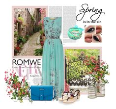 """Romwe contest"" by merima-ahmetovic ❤ liked on Polyvore featuring Ruby Rocks, Oris, MacKenzie-Childs and romwe"
