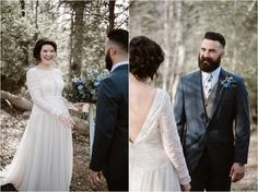 Spring Wedding Inspiration | Knoxville Wedding Photography | First Look