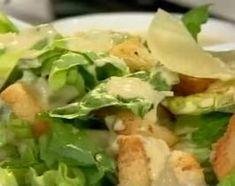 Recetas sin carne: Deliciosa ensalada caesar, waldorf y capresse