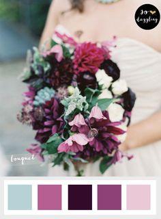 wedding colors palette #Wedding