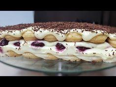 PRĂJITURĂ FĂRĂ COACERE (CU VIŞINE) | Reghina Cebotari - YouTube The Creator, Cheesecake, Deserts, Ethnic Recipes, Youtube, Food, Cheesecakes, Essen, Postres