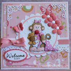 Little pink monkey