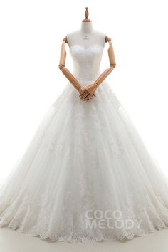Cocomelody Wedding Dresses Princess LD4288#cocomelody #weddingdress