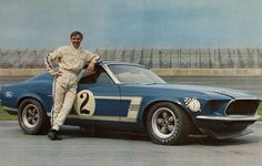 1969 Shelby Trans Am Mustang Boss 302