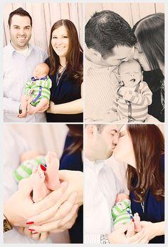 Newborn Baby Boy Family Photos - Deanne Mroz Photography