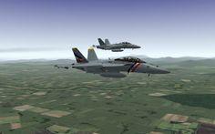 F/A-18F Super Hornet VFA-2 Bounty Hunters - CombatACE