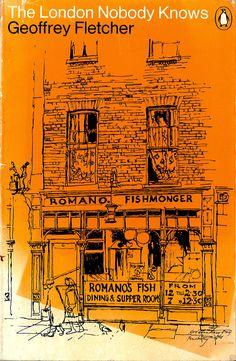 """The London Nobody Knows"" by Geoffrey Fletcher, 1962."