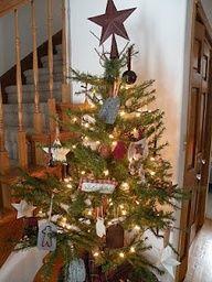 Lovely Primitive tree