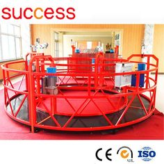 Construction 2015 new price high quality Aerial Suspended Platform     More: https://www.ketabkhun.com/platform/construction-2015-new-price-high-quality-aerial-suspended-platform.html